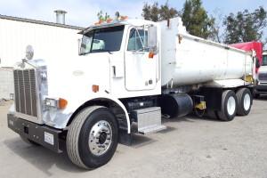 Low Mile Heavy Haul Dump Truck!