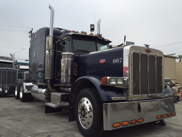 1992 Peterbilt 379 Exhd Truck Sales Long Beach Los Angeles