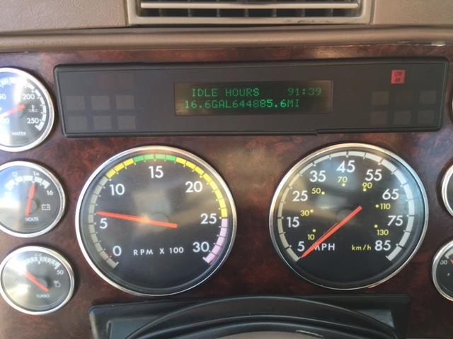 Single Axle 2004 Freightliner Coronado   Truck Sales Long ...