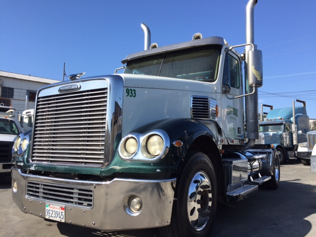 Freightliner Coronado For Sale >> Single Axle 2004 Freightliner Coronado