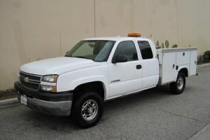 Chevy 2500 Service truck