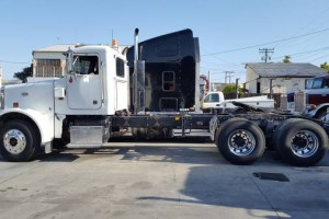 "1995 Peterbilt 378 Factory Daycab with PTO ""Low Miles""!"
