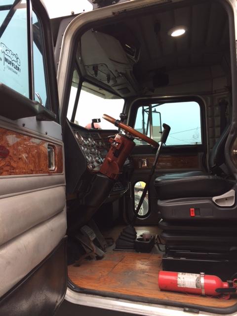 Custom 1996 379 Exhd Peterbilt With 18 Spd Truck Sales