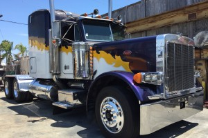 1988 Peterbilt 379 EXHD PTO/Wet Kit