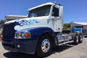 Freightliner Daycab CA Compliant, CAT 6NZ, PTO/Wet Kit!