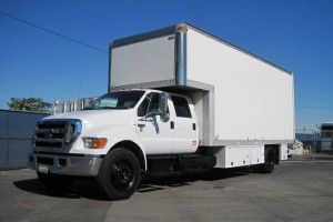 One owner Ford F-650 Crew Cab!