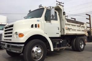 1999 Sterling 5 Yard Dump Truck!
