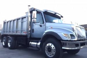 04 International 7500 Dump Truck Hendrickson Susp!