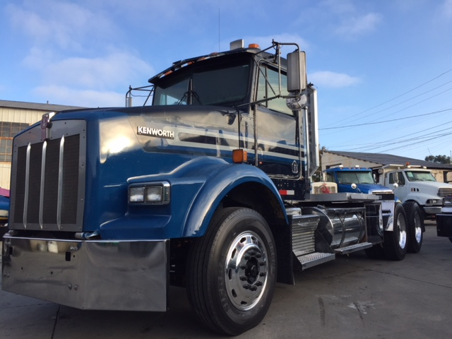 No Cold Air From Ac >> 2004 Kenworth T800 Daycab with Overhaul | Truck Sales Long Beach & Los Angeles