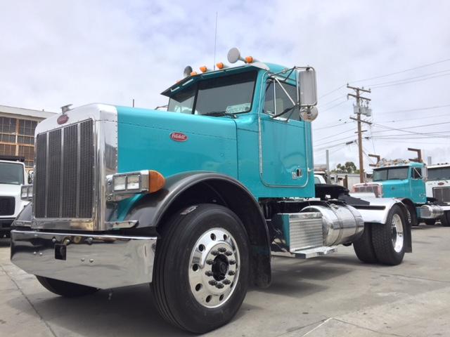 Peterbilt 379 Single Axle For Sale >> 2003 Peterbilt 379 1 Owner Single Axle Daycab | Truck Sales Long Beach & Los Angeles
