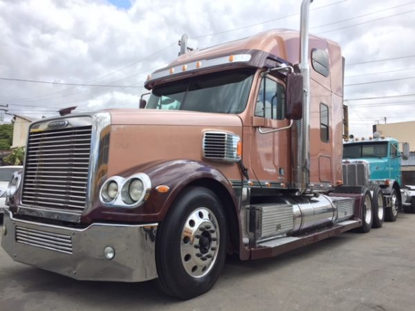 2003 Freightliner Coronado with New In Frame CAT 6NZ 550hp & DPF