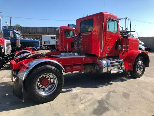 2003 Peterbilt 379 Single Axle Daycab With Dpf Truck Sales Long