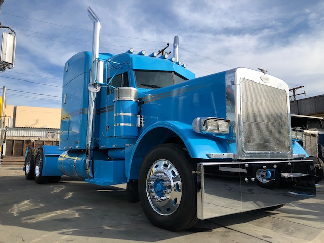 Custom 1998 Peterbilt 379 Exhd All New Truck Sales Long Beach